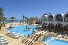 Отель Dar Jerba Hotel Club Zahra 3*