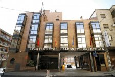 Отель Aparthotel G3 Galeon 3*