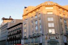 Отель Quatro Puerta Del Sol 4*