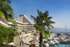 Отель Admiral Remisens Hotel 4*