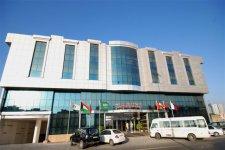 Отель Al Bustan Hotel Sharjah 4*
