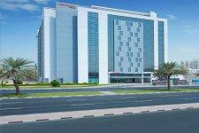 Отель Hampton By Hilton Dubai Airport Hotel 3*