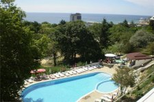 Отель Vezhen Hotel 3*