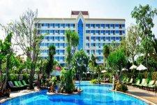 Отель Jomtien Garden Hotel & Resort 3*