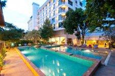 Отель Sandalay Resort Pattaya 3*