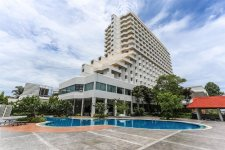 Отель Welcome Jomtien Beach Place 3*