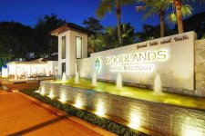 Отель Woodlands Hotel & Resort 4*