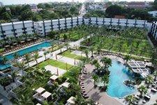 Отель Amari Orchid Garden Resort 4*