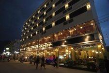 Отель Bangkok Residence 3*