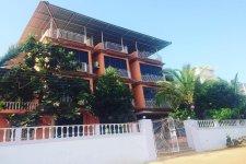 Отель Hotel 7 Sea's Anjuna 2*