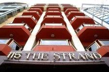 Отель 115 The Strand Aparthotel 3*