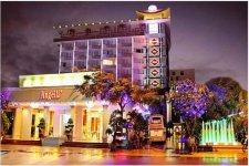 Отель Angella Hotel 3*