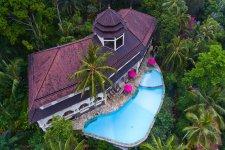 Отель Ayung Resort Ubud 5*