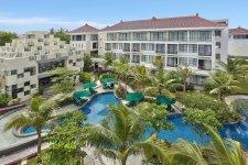 Отель Bali Nusa Dua Hotel & Convention 4*