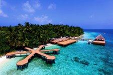 Отель Fihalhohi Island Resort 3*