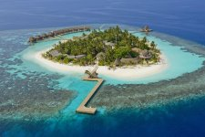Отель Kandolhu Island 4*