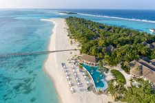 Отель Kanuhura Resort Maldives 5*