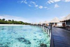 Отель Adaaran Prestige Water Villas 5*
