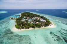 Отель PLUMERIA MALDIVES 2*