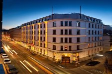Отель Fleming's Selection Hotel Wien-City 4*