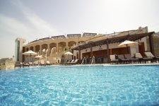 Отель Crowne Plaza Jordan Valley Dead Sea 5*