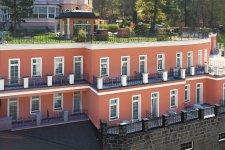 Отель Bristol Georgy House 4*