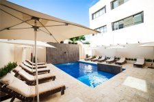 Отель ASPIRA HOTEL AND BEACH CLUB 4*