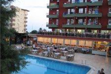 Отель Grand Bayar Beach ex Turkmen Hotel 4*