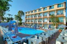 Отель Sea Paradise Hotel ex Aperion Beach 3*
