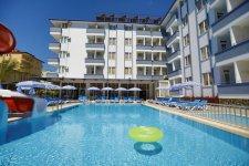 Отель Enki Hotel 3*