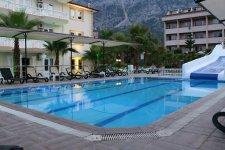 Отель Ozer Park Hotel Beldibi 3*
