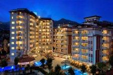 Отель Villa Sun Flower Aparts & Suites 4*