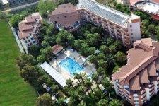 Отель Nergos Garden Hotel 3*