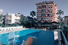 Отель Melisa Garden Hotel 3*