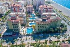 Отель Sunstar Beach Hotel 4*