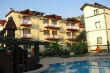 Отель Sumela Garden Hotel 3*+