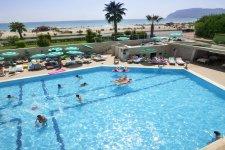 Отель Blue Sky Hotel 4*