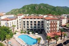Отель Diana Hotel Icmeler 4*