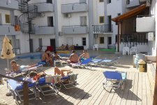 Отель Simple Hersonissos Blue II Hotel 2*