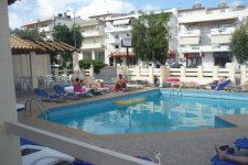 Отель Simple Hersonissos Sun II Hotel 2*