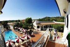 Отель Baia Del Capo 3*
