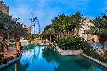 Отель Отели ОАЭ