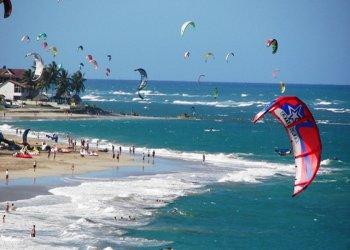 В ОАЭ появился новый спортивный объект - остров Худайрят