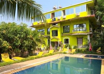 Edem Garden Hotel