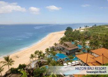 Hilton Bali Resort ex Grand Nikko Bali