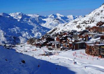 В Альпах объявлен красный уровень лавиноопасности