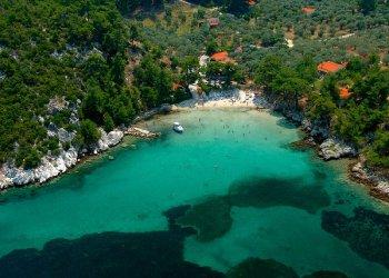 Остров Тасос – греческий рай для семейного отдыха