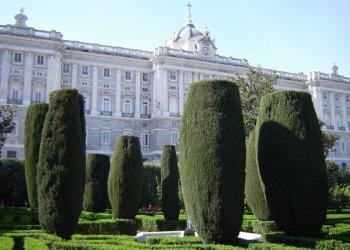 Парки и сады Мадрида
