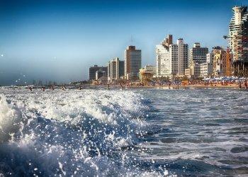 Израиль летом – лучшие курорты на Средиземном море