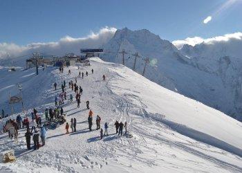 Вставай на лыжи! 6 лучших горнолыжных курортов России